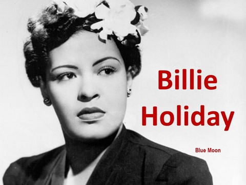 Prezentace Billie Holiday
