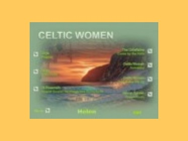 Prezentace Celtic women