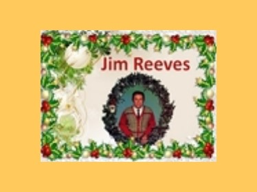 Prezentace Jim Reeves Christmas