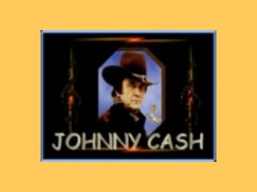 Prezentace 8x  Johnny Cash