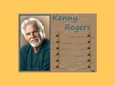 Prezentace Country - Kenny Rogers