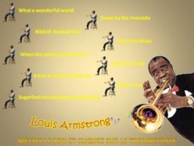 Náhled prezentace pps Louis Armstrong 2