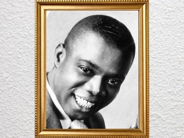 Náhled prezentace ppsx Louis Armstrong