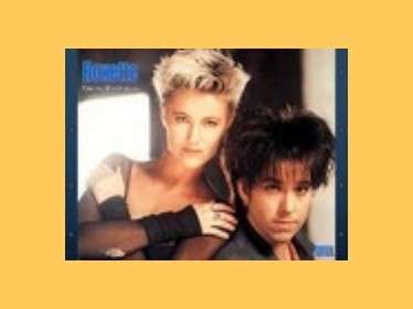 Prezentace Roxette - jukebox