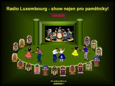 Náhled prezentace pps Radio Luxembourg
