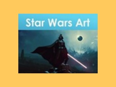 Prezentace Star Wars - Art