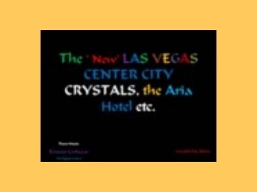 Prezentace Las Vegas - City Center
