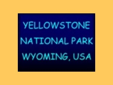 Prezentace Yellowstone - USA